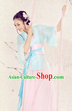 Ancient Chinese Girl Costumes