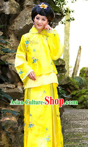 Traditional Chinese Minguo Costumes for Women