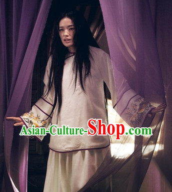 Asian Traditional Pajamas Clothes for Women