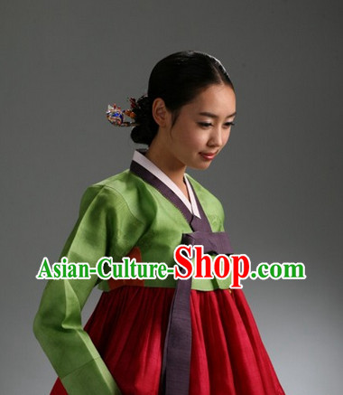Korean Traditional Female Hanbok