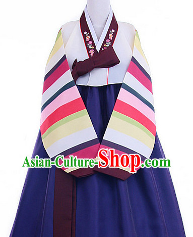 Korean Traditional Hanbok for Women