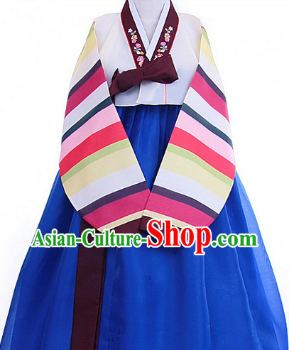 Korean Traditional Hanbok for Girls