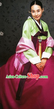 Traditional Hanbok Suit for Women