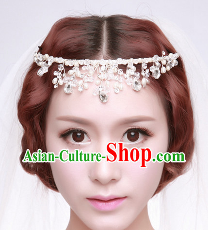 Chinese Classical Wedding Headwear