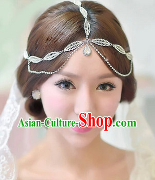 Romantic Wedding Headpiece