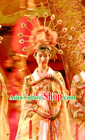 Chinese Classical Dance Headwear