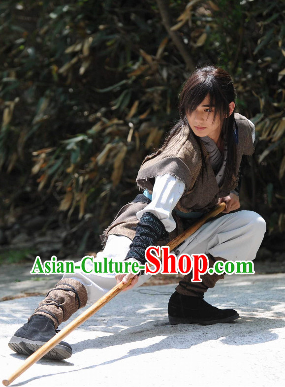 Ancient Korean Warriors Costumes for Men