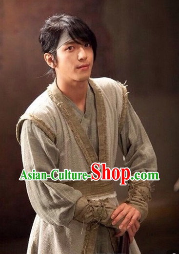 Ancient Korean Poor People Costumes Complete Set