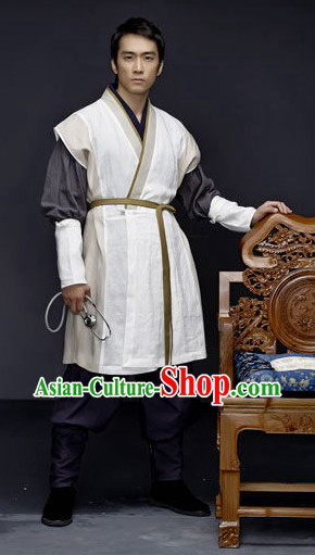 Traditional Korean Clothing Complete Set for Men