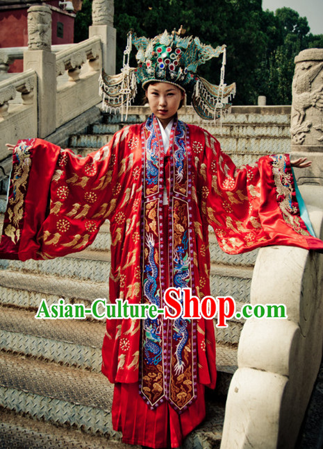 Diyi Hanfu The Formal Wear of Her Imperial Highness Empresses