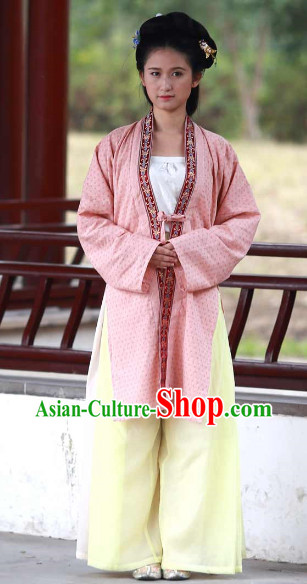 Made-to-measure Traditional Tang Outfits Complete Set for Women
