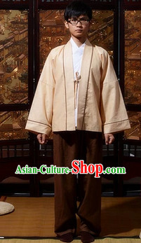 Made-to-measure Han Dynasty Traditional Clothes for Men