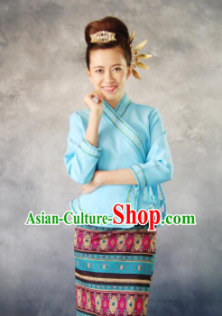 Made-to-measure Traditional Thailand Clothes for Women