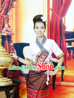 Southeast Asia Traditional Dress for Women