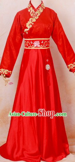 Made-to measure Ancient Chinese Wedding Suit