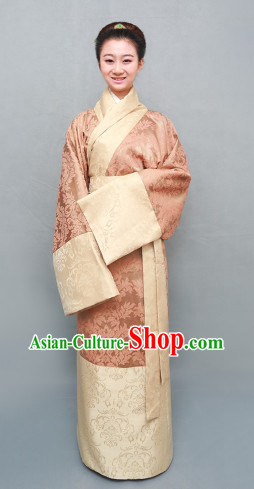 Traditional Han Chinese Dresses for Women