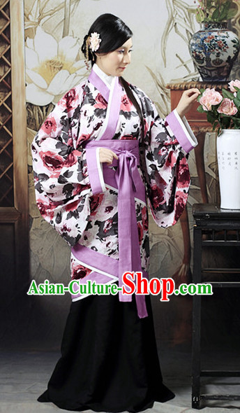 Top Costume Picks of 2015 Chinese Ancient Hanfu Clothes for Women