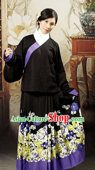 Refined and sophisticated Chinese Classical Hanfu for Girls