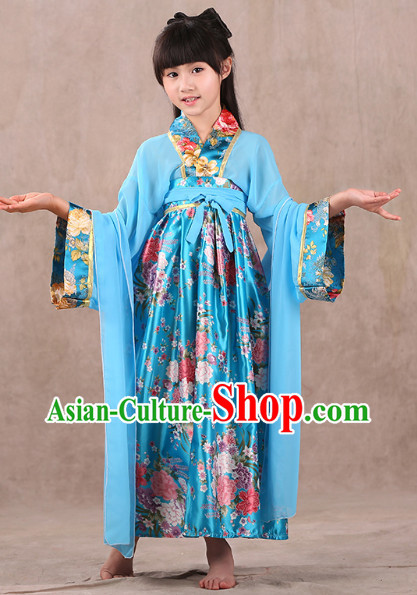 Ancient Chinese Princess Suit for Children