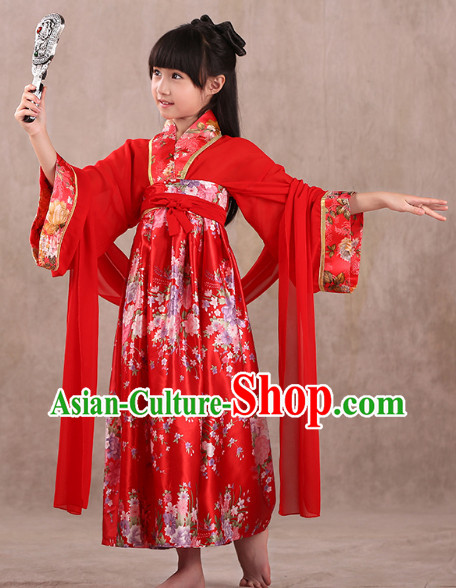 Ancient Chinese Princess Garment for Children