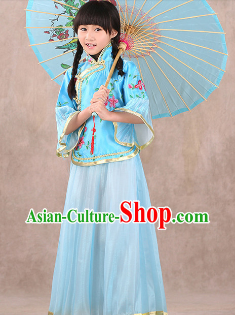 Professional Classical Community Theater Costume for Children