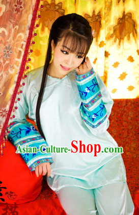 Qing Dynasty Empress Inside Clothes for Girls