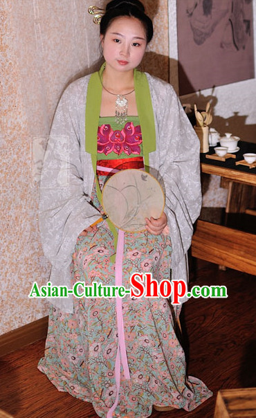 Asian Traditional Dresses for Women