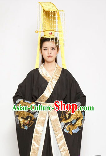 Asian Traditional Empress Clothes for Women