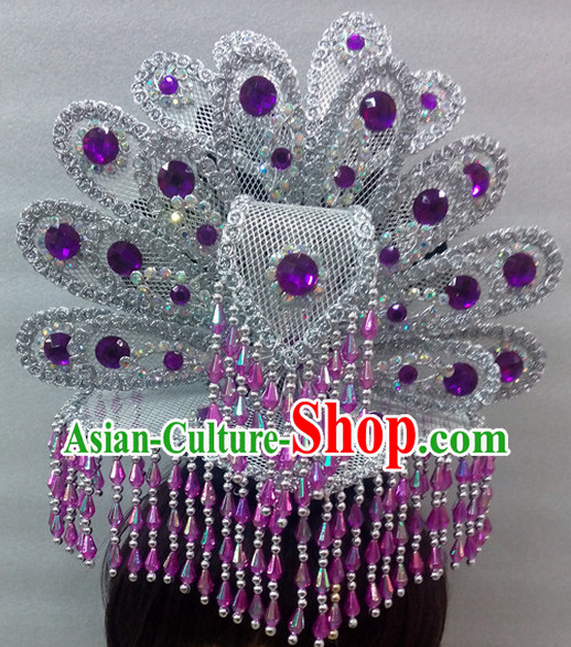 Professional Stage Performance Princess Headwear