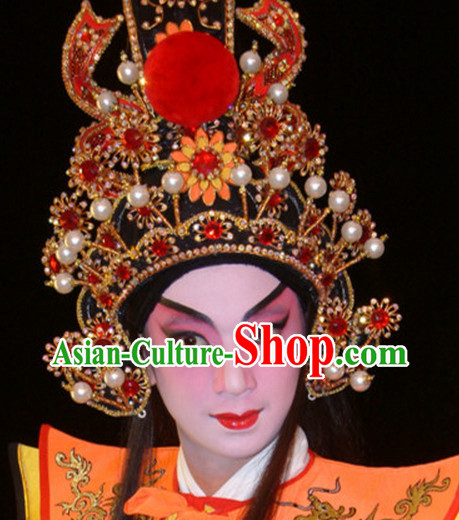 Top Traditional Chinese General Helmet