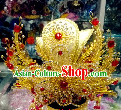 Traditional Handmade Imperial Empress's Crown