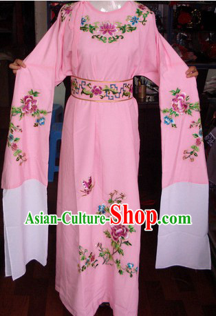 Xiao Sheng Embroidered Chinese Robe for Men