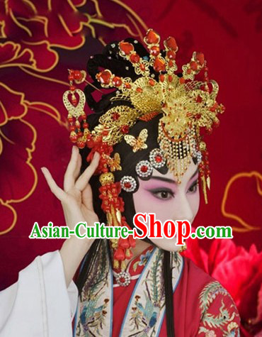 Ancient Chinese Phoenix Headwear for Women