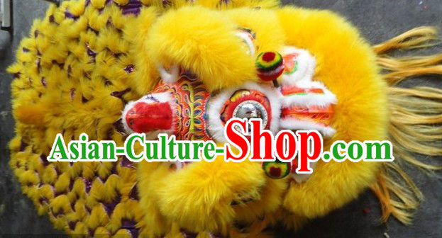 Supreme Chinese Lion Dancing Costume Complete Set for Display and Play