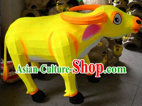 Cow Year of Twelve Sheng Xiao 12 Symbolic Animals Associated with A 12 Year Cycle