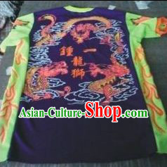 Professional Stage Performance Dragon Dancing Group Dance Uniform