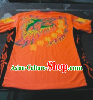 Professional Stage Performance Dragon Dancers Group Dance Costumes
