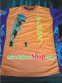 Professional Performance Dragon Dance and Lion Dance Dress