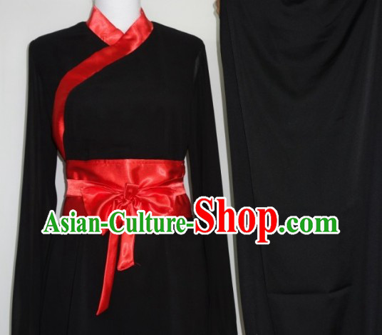 Top Chinese Traditional Silk Martial Arts Kung Fu Outfit