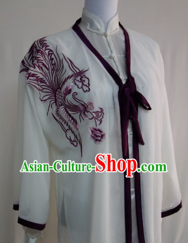 Professional Dragon Embroidery Kung Fu Championshiop Suit