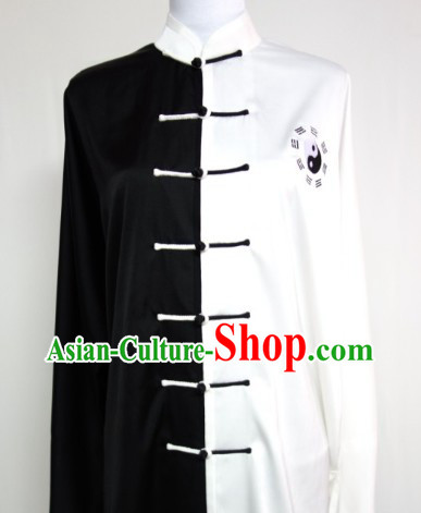 Unique Design Silk Kung Fu Martial Arts Tai Chi Uniform