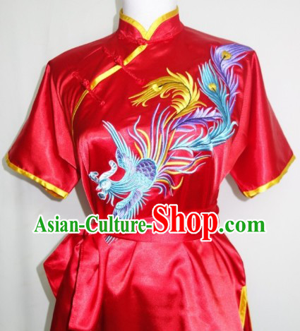 Global Championships Tournament Kung Fu Silk Uniform