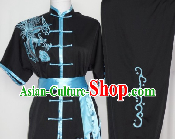 Global Championships Tournament Kung Fu Phoenix Embroidery Uniform