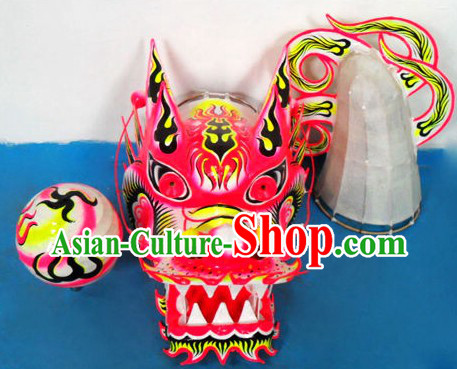 Worldwide Delivery Luminous Dragon Dancing Costumes Complete Set