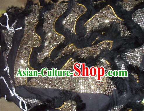 Lion Dance Body Costumes and Tail and Pants