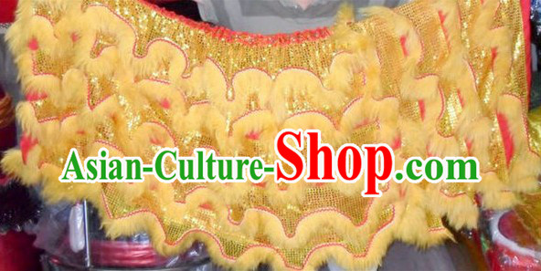 Lion Dance Tail and Pants