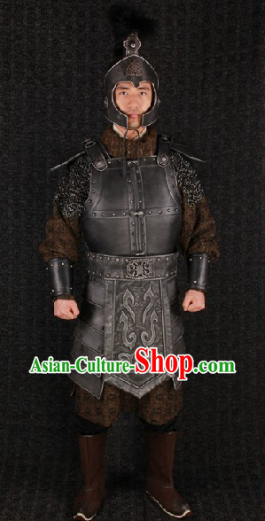 Ancient Chinese Film Costumes Design Bridegroom Wedding Clothes and Hat Complete Set for Men