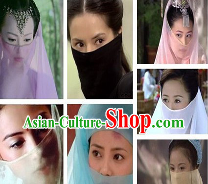 Ancient Chinese Accessory Veils
