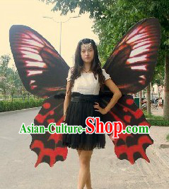 Professional Stage Performance Big Butterfly Wings