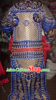 Traditional Chinese Opera Stage Performance Costumes
